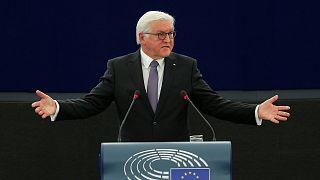 رئیس جمهور آلمان: می خواهیم با همکاری شرکا آینده اتحادیه اروپا را بسازیم