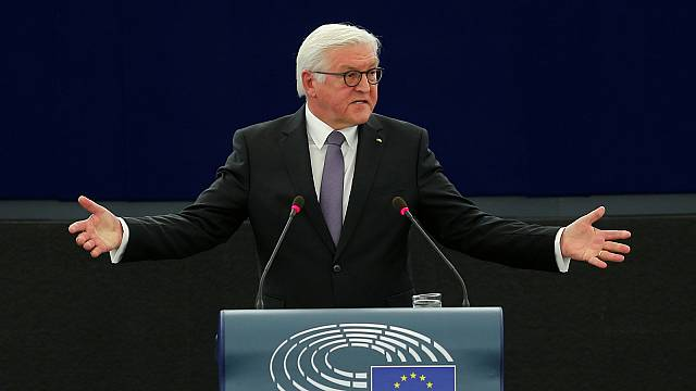 """Штайнмаєр: """"Євросоюз має триматися разом"""""""
