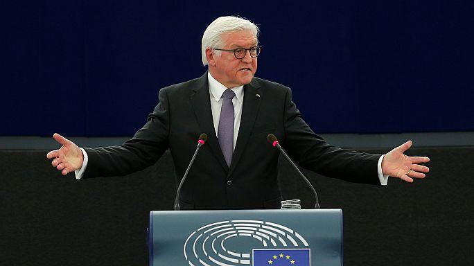 Steinmeier: Európa nem maradhat csendben, ha megfojtják a CEU-t