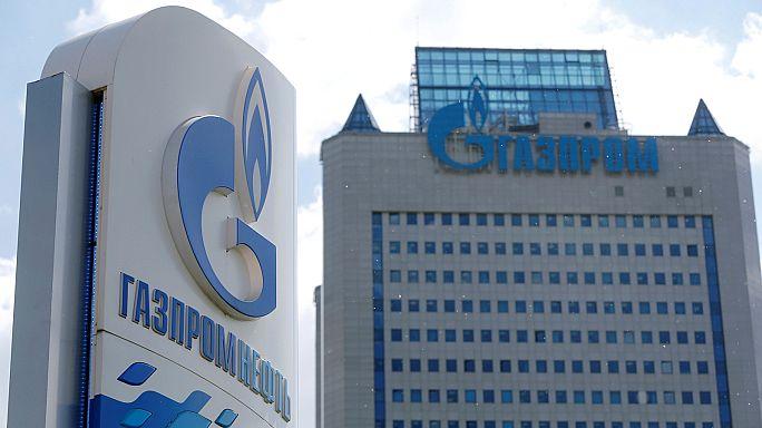 """""""Газпром"""" переезжает из Лондона?"""