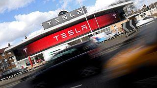 Tesla'nın piyasa değeri Fordu geçti.