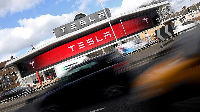 Upstart Tesla elbows Ford aside in market value