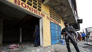 RDC : un policier et trois civils tués dans des heurts dans le Sud-Est