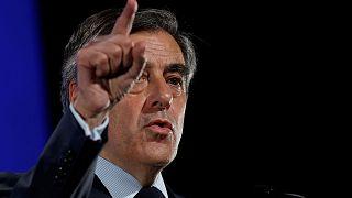 Indéboulonnable, le candidat de la droite a une idée fixe : redresser la France