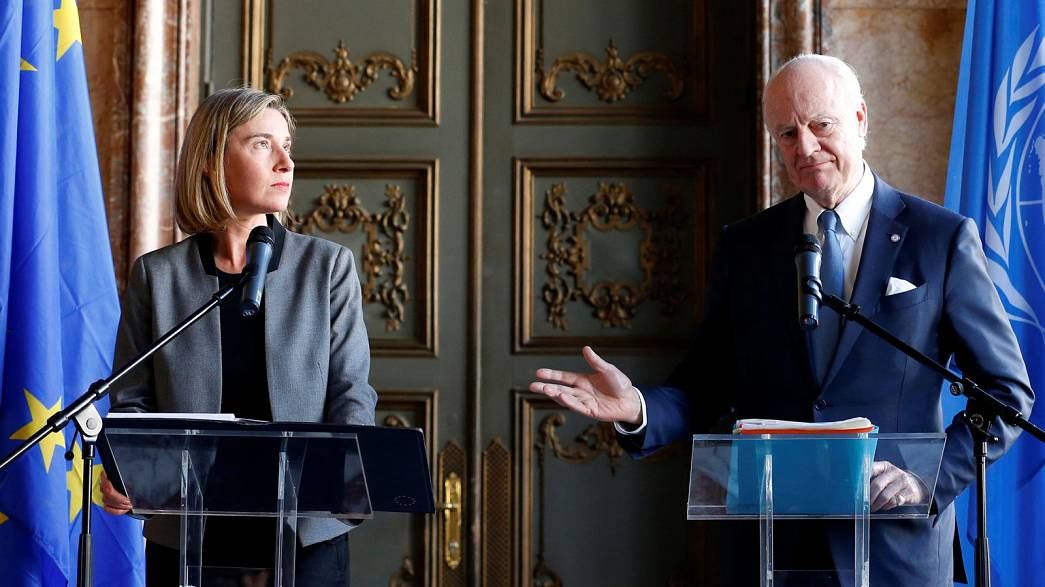 اخبار از بروکسل؛ برگزاری کنفرانس کمک به سوریه