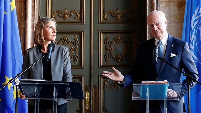 """""""Нотатки з Брюсселя"""": на порядку денному знову Сирія"""
