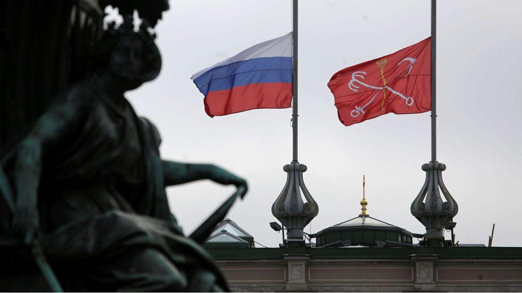 Azonosították a szentpétervári robbantás elkövetőjét
