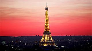 Eiffel Tower switched off as mark of respect to St Petersburg victims