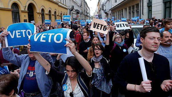 La Hongrie vient d'adopter une loi controversée visant les universités étrangères