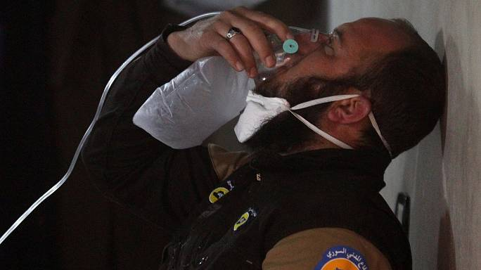 """Syrian """"gas attack"""": What we know"""