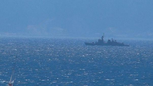 Fokozódó feszültség Gibraltárnál: spanyol hadihajó brit felségvízen
