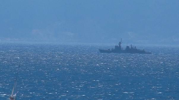 Making waves: Spanish ship off Gibraltar heightens UK tensions