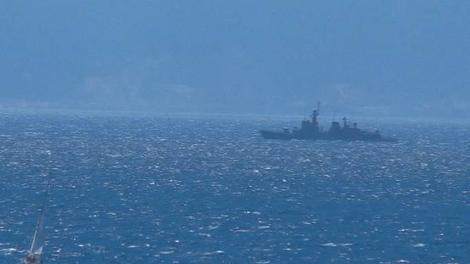 Making waves: Spanish ship off Gibraltar heightens UK tensions