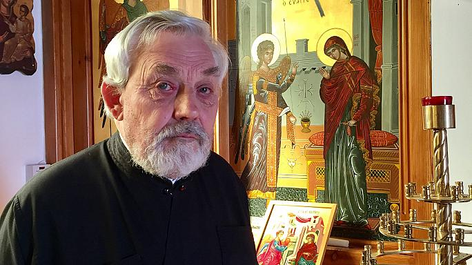From Irish air force to the orthodox church