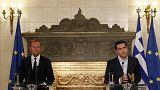«Παιχνίδια σε βάρος του ελληνικού λαού» κατήγγειλε ο Α. Τσίπρας