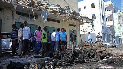 Somalie : au moins sept morts dans une explosion à Mogadiscio