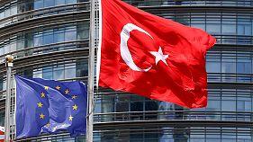 UE-Turquia: Mudanças diplomáticas e laços económicos