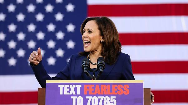 Sen. Kamala Harris, D-Calif., launches her campaign for President of the Un
