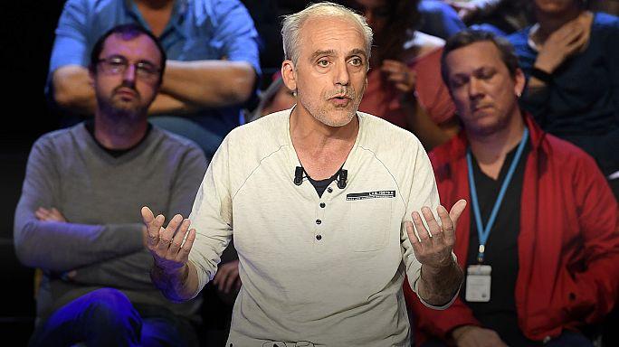 Held im Internet: Philippe Poutou (50), der Rockstar unter Frankreichs Kandidaten