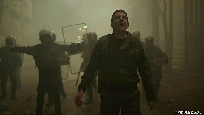 """""""Lines"""", a crise grega no grande ecrã"""