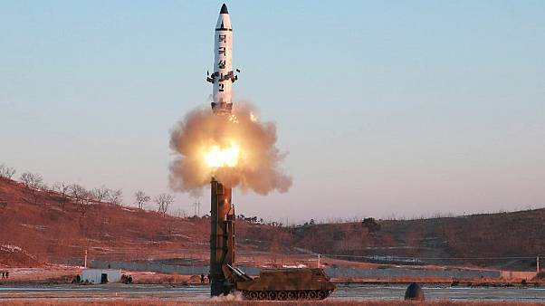 Pyongyang's latest missile launch raises stakes of US-China summit