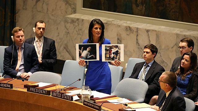 Rendkívüli ENSZ BT-ülés a szíriai gáztámadás miatt