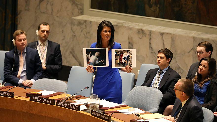 El Consejo de Seguridad de la ONU vuelve a enfrentar a EEUU con Rusia