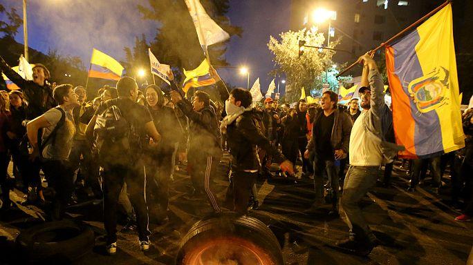 Meglepetés Ecuadorban: a nyertes is újraszámolást kér