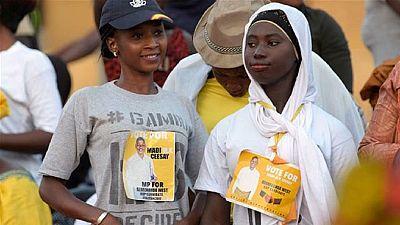 Gambie: élections législatives ce matin