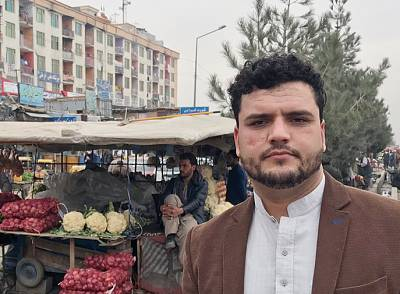 Mohammad Farooq Niazi is one of 9,000 Afghans who enrolled in the Assisted Voluntary Return and Reintegration program between 2016 and last September, according to the International Organization for Migration.