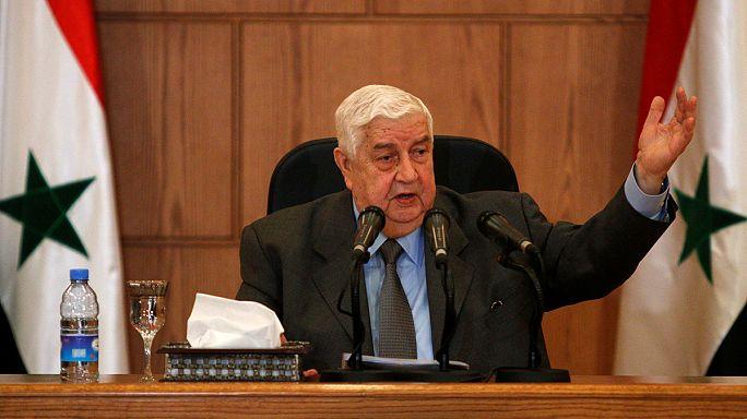 """Дамаск: """"Сирийские ВВС не использовали химоружие в ходе конфликта"""""""