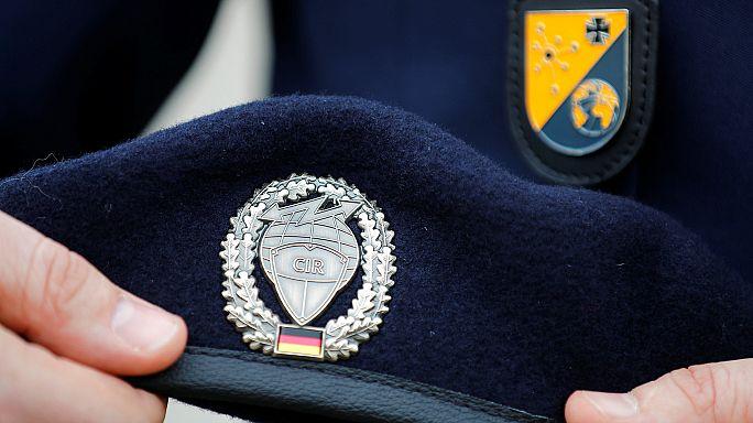 Kiber egységet állít fel a német hadsereg