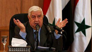 Síria aponta dedo aos rebeldes