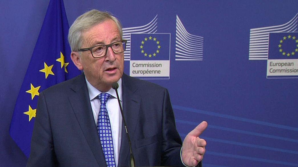 انتقاد رئیس کمیسیون اروپا از دولت مجارستان
