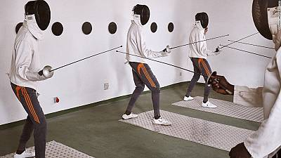 Senegal: Fencing catching on in schools