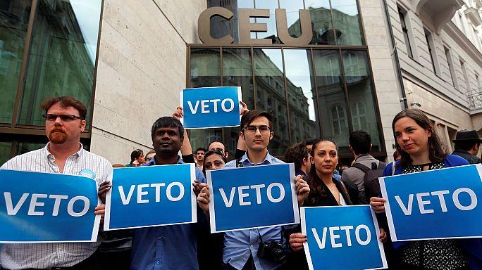 Kontroverse um die Central European University CEU in Budapest: Wer gegen wen und warum?
