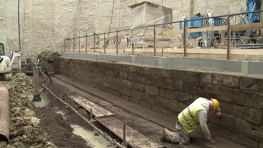 Italien: Bauarbeiten legen vermutlich ältestes römisches Aquädukt frei