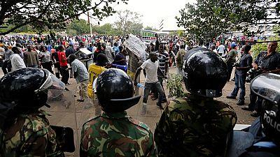 Kenya : alerte des États-Unis à ses citoyens sur d'éventuelles violences lors de la présidentielle