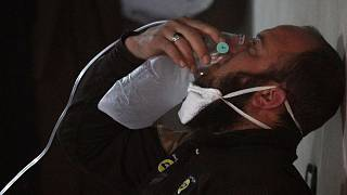 Sarin gas thought to be likely agent used in Syria attack