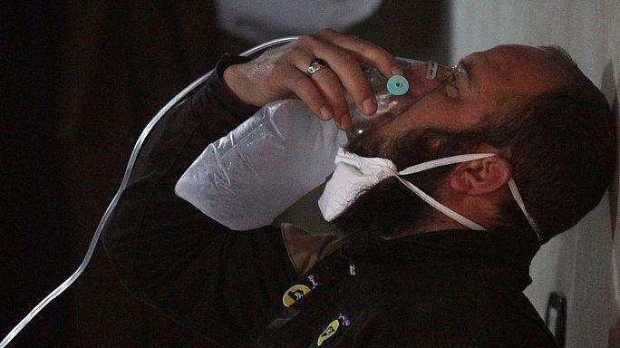 El arma química empleada en Siria era gas sarín, según varias fuentes