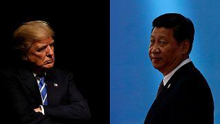 Trump nyaralójában találkozik a kínai elnökkel