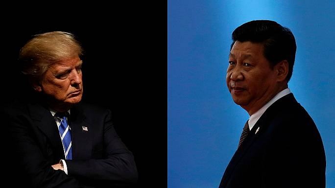 Trump and Jinping in crucial talks at Mar-a-Lago