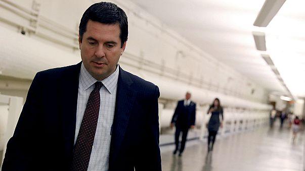 El jefe del Comité de Inteligencia se aparta de la investigación sobre Rusia
