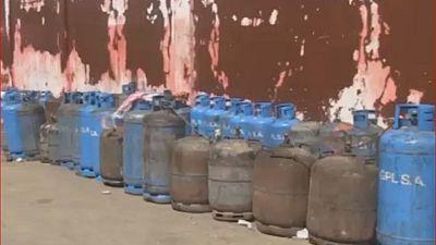 Congo : grave pénurie de carburant et de gaz butane