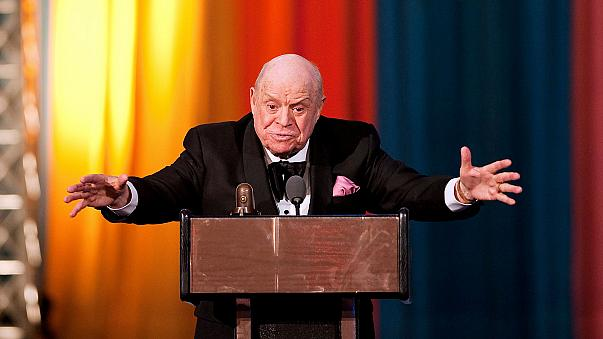 King of the insult Don Rickles dies aged 90