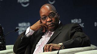 Le motion de défiance contre le président Jacob Zuma fixée
