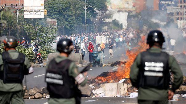 Venezuela rallies reignited