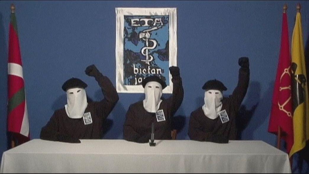 Баскская группировка ЭТА объявила об окончательном разоружении