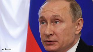 "Russia denounces US ""aggression"" in Syria"
