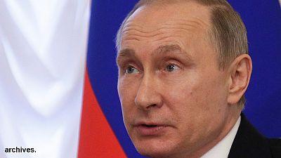 """Russia denounces US """"aggression"""" in Syria"""